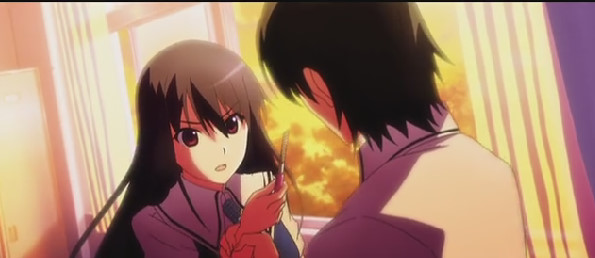 榊 由美子(さかき ゆみこ)カッターナイフ