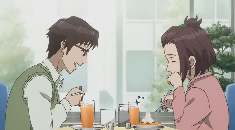 村野 里美(むらの さとみ)パンケーキデート