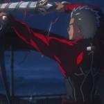 Fate/stay night UBW第3話 『バーサーカーの不死身と偽・螺旋剣(カラドボルグII)!!』感想