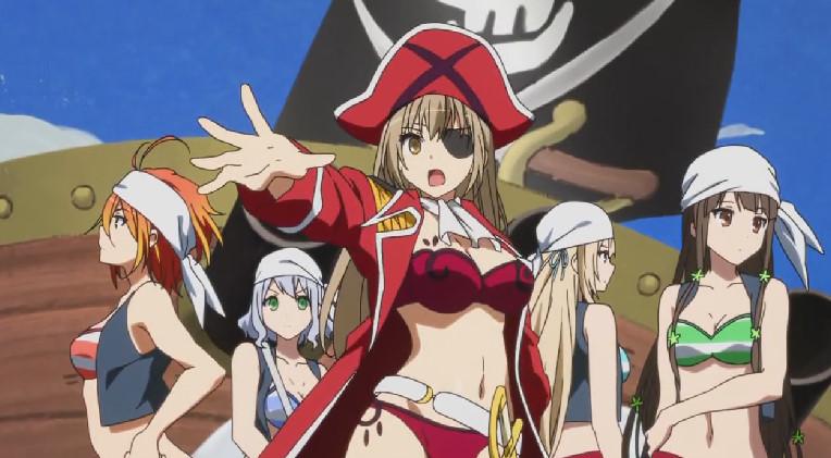 千斗いすず女海賊