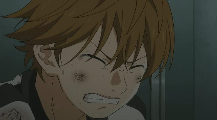渡 亮太(わたり りょうた)男泣き