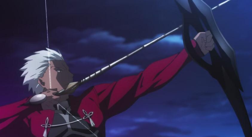 偽・螺旋剣(カラドボルグII)