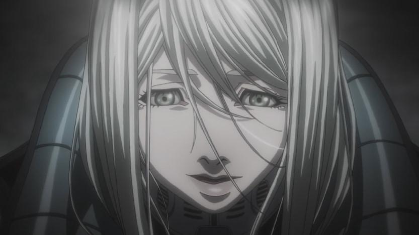 エヴァ・フロストの涙