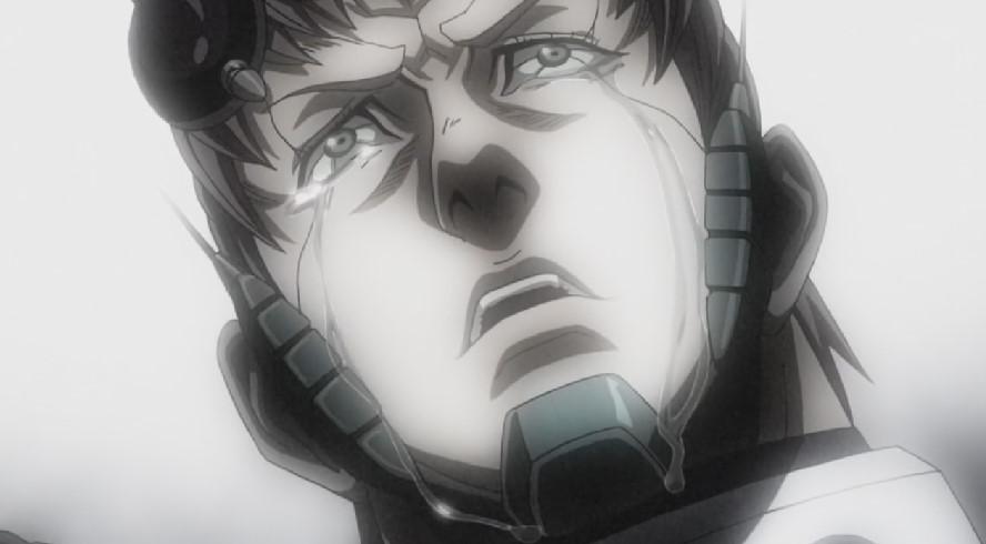 鬼塚 慶次(おにづか けいじ)涙