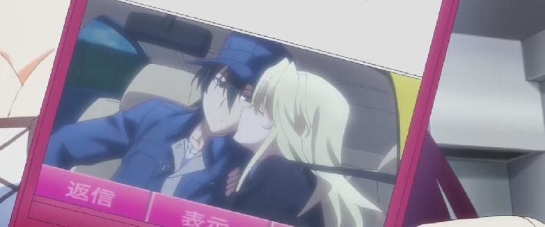 JBのキス
