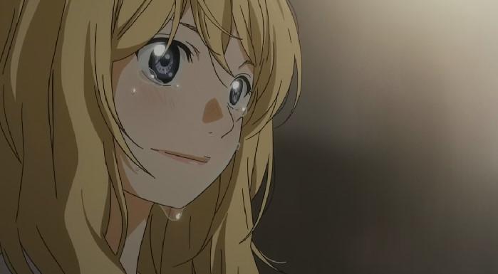 宮園 かをりの涙