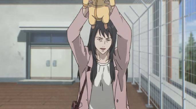 田宮良子と赤ちゃん