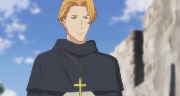 修道士ベルナール