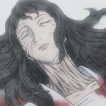 寄生獣 セイの格率 第18話『泉新一の涙と胸の穴!』感想