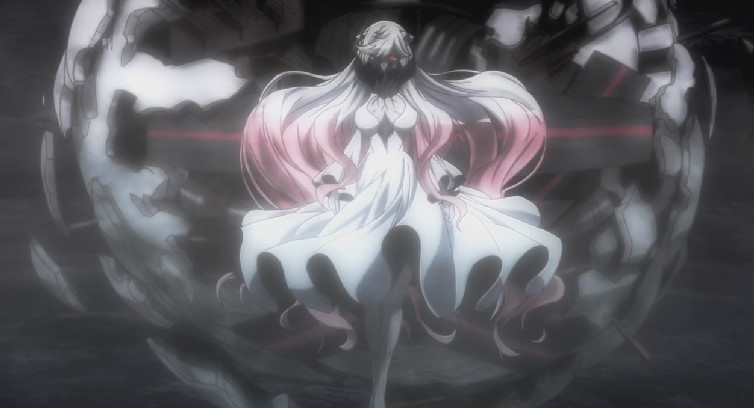 飛行場姫の第二形態