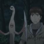 寄生獣 セイの格率 第23話『後藤の鎧のスキマとゴミの山!』感想