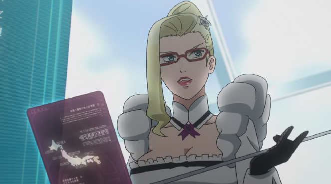 メガネ巨乳女教師