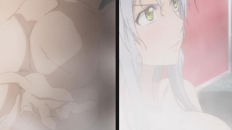 木場 美琴(きば みこと)シャワーシーン