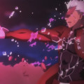 アーチャー「熾天覆う七つの円環(ロー・アイアス)」