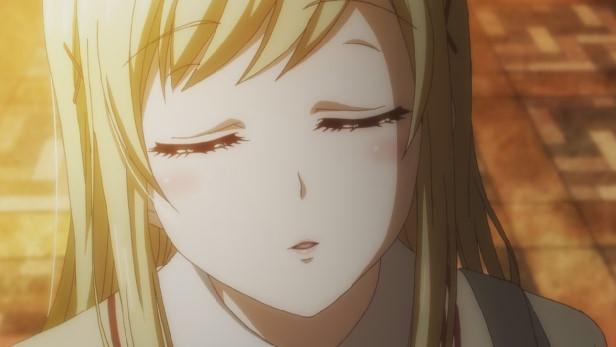 白石うららキス