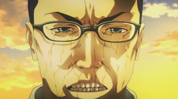 諸葛 岳人(もろくず たけひと)涙
