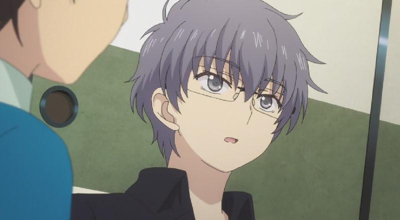 乙坂 隼翼(おとさか しゅんすけ)眼鏡