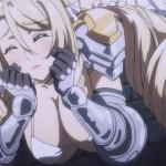 ビキニ・ウォリアーズ 第10話『パラディンとうなぎ触手!』感想