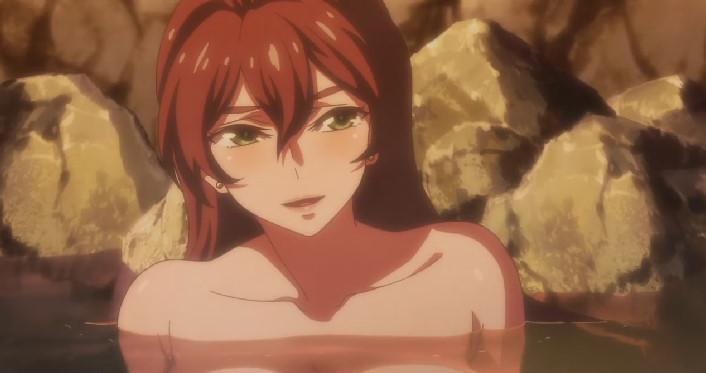 柊晶(ひいらぎ あきら)入浴シーン