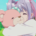 無彩限のファントム・ワールド 第6話『熊枕久瑠美(くままくらくるみ)とアルブレヒト!』感想