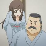 おじさんとマシュマロ 第11話『エロい温泉シーン!』感想