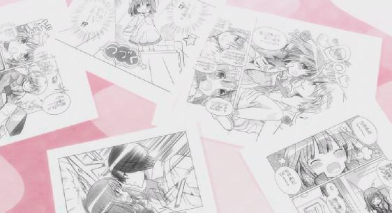 千石 撫子(せんごく なでこ)漫画