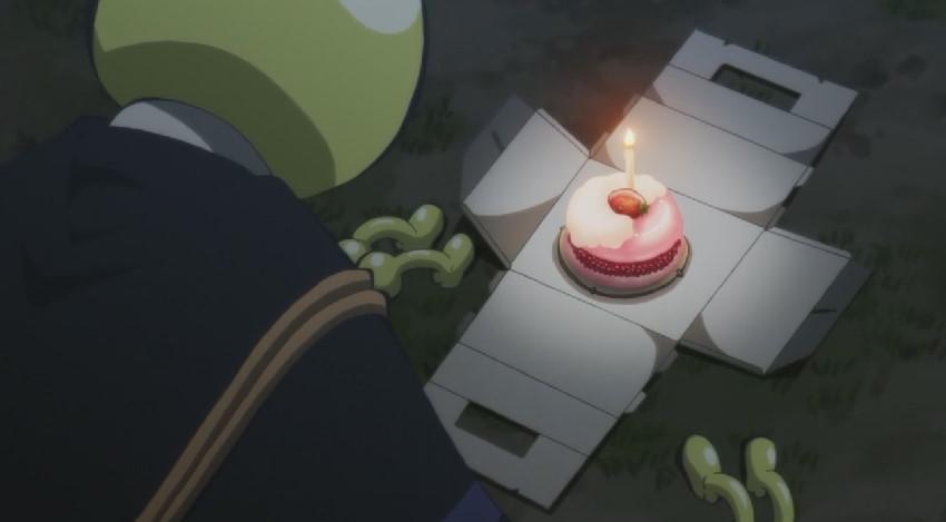 殺せんせー誕生日