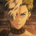 甲鉄城のカバネリ 第11話 『黒血漿を使って枷紐を外した生駒!』感想
