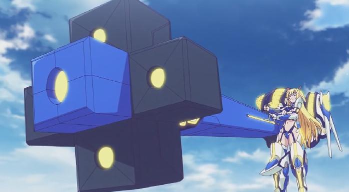 十字型の回転式弾倉『破滅十字(クロスヘッド)』