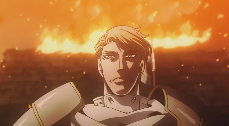 騎士武官・アラム