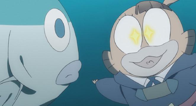 アッコ半魚人