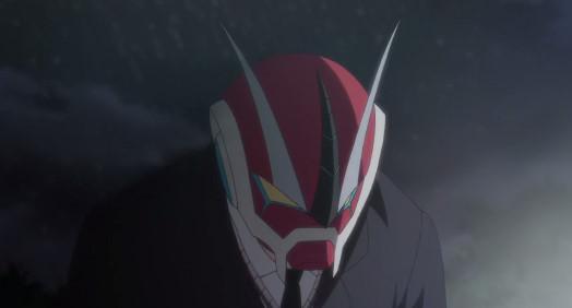 七咲郁夫(ななさき いくお)イナゴマスク