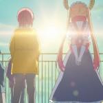 小林さんちのメイドラゴン 第11話『コタツと着物で初詣!』感想