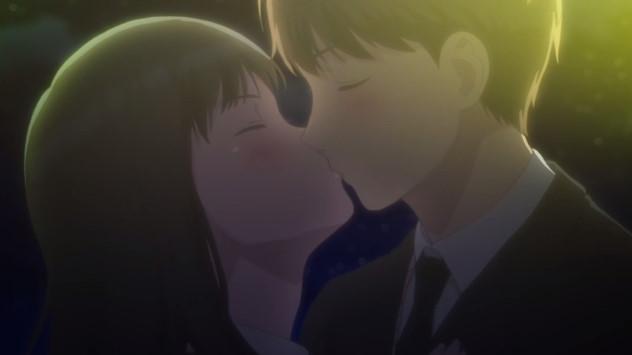 桃乃今日子(とうの きょうこ)キス