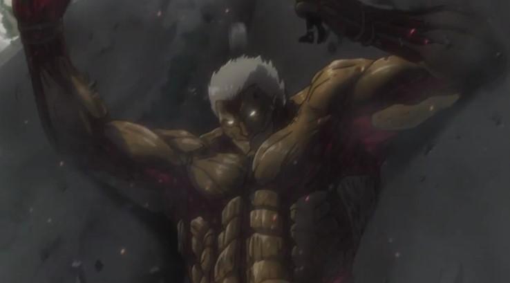 「鎧の巨人」