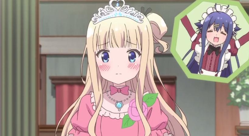 柊 真雪お姫様