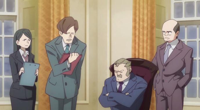 リトルウィッチアカデミア 第25話 最終回『ダイアナとともにシャイニイアルク!』感想