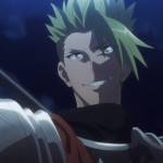 Fate/Apocrypha 第8話『アキレウスの弱点!』感想