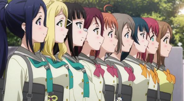 ラブライブ!サンシャイン!! 第2期 第12話『決勝戦のアキバドーム!』感想