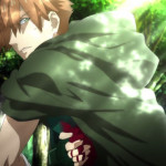 Fate/EXTRA Last Encore 第5話『老騎士のダン・ブラックモア!』感想
