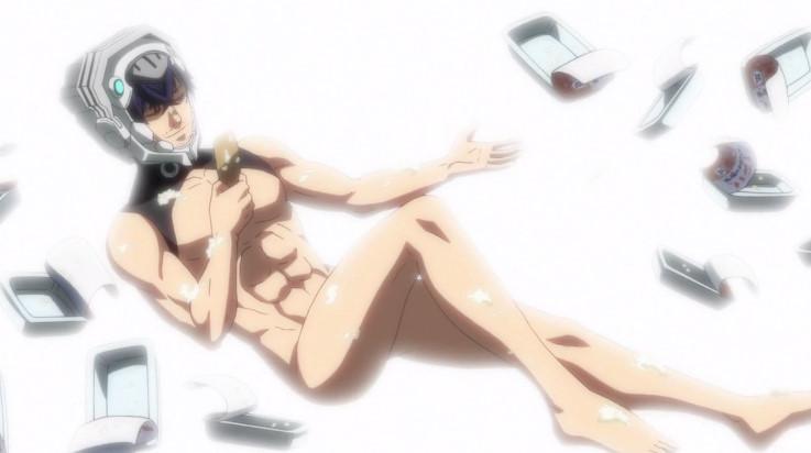 スバル・イチノセ全裸