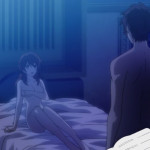 甘い懲罰~私は看守専用ペット 第9話『アカツキユズルは父親!?』感想