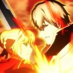 Fate/EXTRA Last Encore イルステリアス天動説 第12話『ネロVSガウェイン』感想