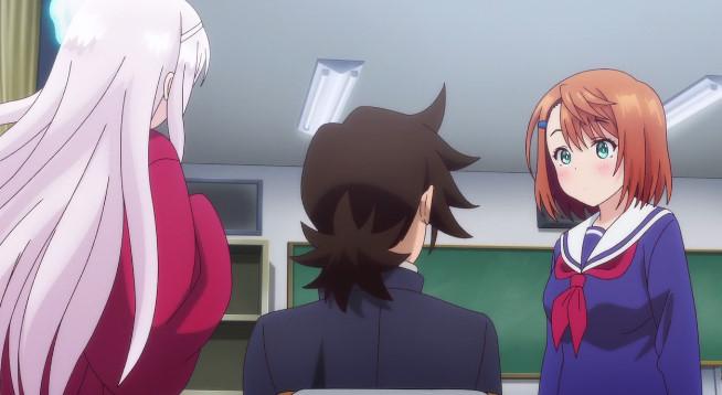 ゆらぎ荘の幽奈さん 第5話『荒覇吐呑子は漫画家!』感想