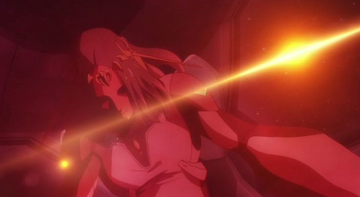 宇宙戦艦ティラミスII(ツヴァイ) 第4話『かわいいフェイ・キャラウェイ!』感想