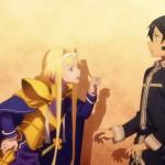 ソードアート・オンライン アリシゼーション 第17話『アリスと壁登り!』