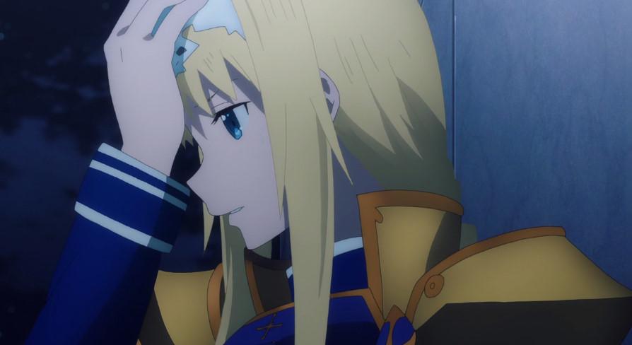 ソードアート・オンライン アリシゼーション 第19話『アドミニストレータの誘惑!』感想