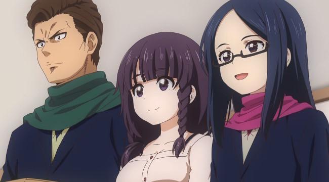 なんでここに先生が!? 第7話『葉桜ひかりは水泳顧問!』感想