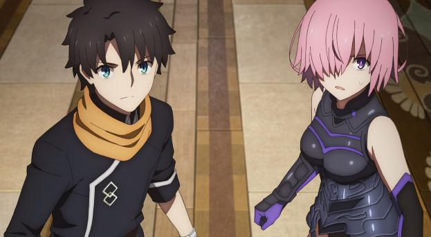 Fate/Grand Order -絶対魔獣戦線バビロニア- 第3話『かわいいアナ!』感想