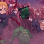 ソードアート・オンライン アリシゼーション WoU 第7話『レンリの手裏剣!』感想